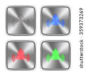 color ringing bell icons...