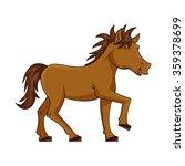horse  vector illustration | Shutterstock .eps vector #359378699