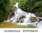 Waterfall At Chanthaburi...
