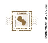 rubber stamp with map of...   Shutterstock .eps vector #359472653
