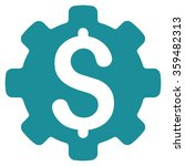 dollar options icon   Shutterstock .eps vector #359482313
