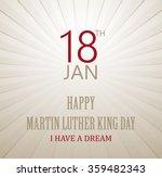 vector illustration for martin... | Shutterstock .eps vector #359482343