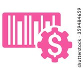 barcode price setup icon | Shutterstock .eps vector #359484659