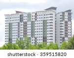 new high luxury apartment...   Shutterstock . vector #359515820