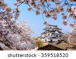 Hikone  Japan In The Spring...