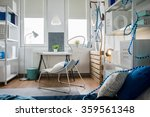 cozy and comfortable place to... | Shutterstock . vector #359561348