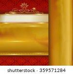 vintage background  antique... | Shutterstock .eps vector #359571284
