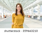 young caucasian woman | Shutterstock . vector #359663210