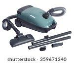 vacuum cleaner modern floor... | Shutterstock . vector #359671340