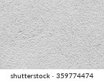 white wall with rough relief... | Shutterstock . vector #359774474