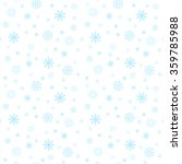 seamless pattern   snowflake ...   Shutterstock .eps vector #359785988