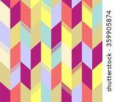 vector seamless pattern of... | Shutterstock .eps vector #359905874