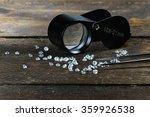 cut diamonds with folding... | Shutterstock . vector #359926538