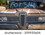Classic American Car  Edsel ...