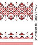 embroidered good like old... | Shutterstock .eps vector #359947430