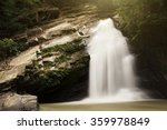 mae wang waterfall at mae wang... | Shutterstock . vector #359978849