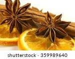 Orange Star Anise And Cinnamon...