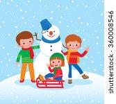 stock vector illustration of... | Shutterstock .eps vector #360008546