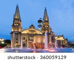 guadalajara  mexico   january 1 ...   Shutterstock . vector #360059129
