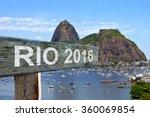 2016 olympic games  rio de... | Shutterstock . vector #360069854