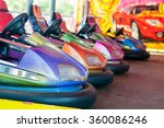 Colorful Electric Bumper Car I...