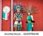 teotihuacan  mexico   dec 4 ... | Shutterstock . vector #360098648