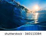 ocaen view seascape landscape... | Shutterstock . vector #360113384