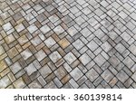 Pavement Tiles. Background ...