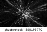 abstract particle background... | Shutterstock . vector #360195770