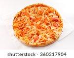 tasty pizza | Shutterstock . vector #360217904