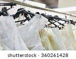 collection of elegant wedding... | Shutterstock . vector #360261428