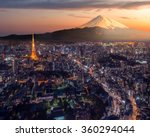 Retouch Photo Of Tokyo City At...