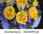 Yellow Rose Bouquet  Bouquet O...