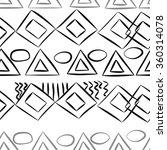 seamless pattern  doodles... | Shutterstock .eps vector #360314078