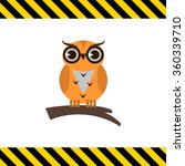 owl icon | Shutterstock .eps vector #360339710