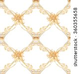 seamless composition with... | Shutterstock . vector #360355658