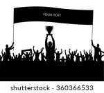 banner for sporting events and... | Shutterstock .eps vector #360366533