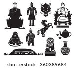 China History Mono Objects Set...
