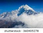 Mountains In Everest Region ...