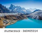 Himalaya Mountain Landscape....