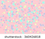 abstract vector pastel shades... | Shutterstock .eps vector #360426818
