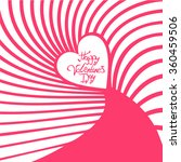 valentine's day background... | Shutterstock .eps vector #360459506