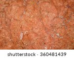 Texture Of Red Marble Closeup
