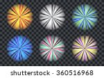 Vector Light Effect Circle...