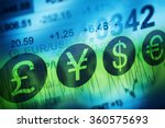 Forex Currency Trading Concept...
