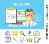 medicine flat illustration and...