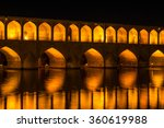 Night View Of Si O Se Bridge I...
