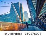 businessman in financial... | Shutterstock . vector #360676079
