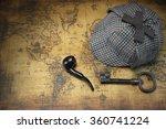 Deerstalker Sherlock Holmes Ha...