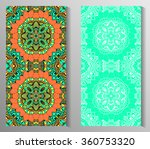 seamless abstract pattern  hand ... | Shutterstock .eps vector #360753320